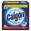 Calgon 2in1 Tablets ActiClean 17 onglet