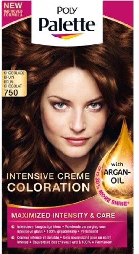 Schwarzkopf Schwarzkopf Poly Palette 750 Chocolate Brown Hair Dye