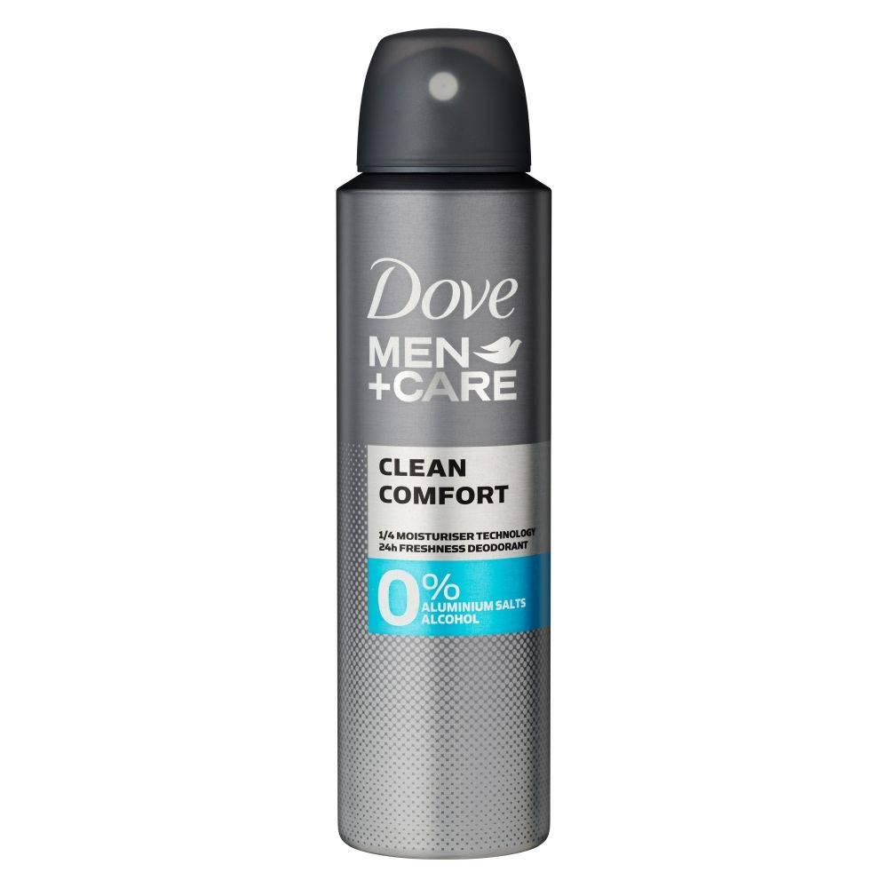 Men Deodorant Spray Clean Comfort 150 ml