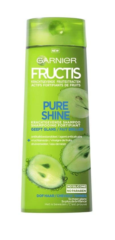 Garnier Garnier Fructis Pure Shine Shampoo 250 Ml Normal Dull Hair Onlinevoordeelshop