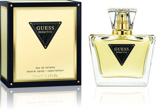 Guess Guess Seductive 75 Ml Eau De Toilette Womens Perfume