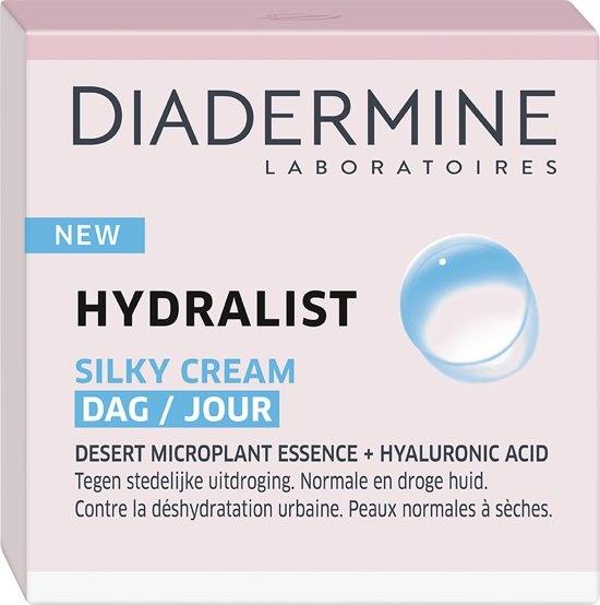 Diadermine Hydralist Silky Cream Crème De Jour 50 ml