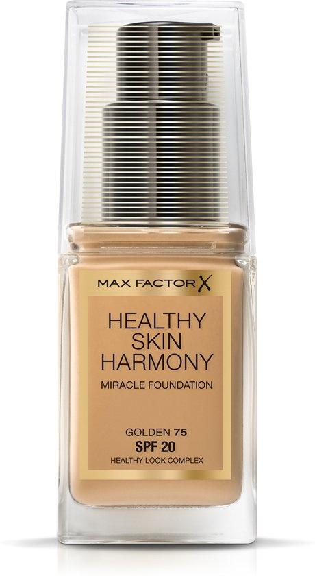 Max Factor Gesunde Hautharmonie - 75 Golden - Foundation