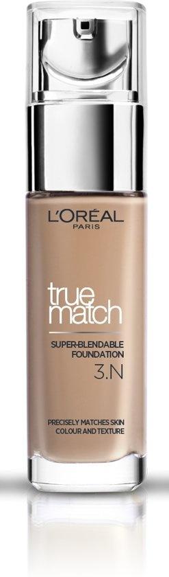 L'Oréal Paris True Match Foundation - 3N Beige Cream