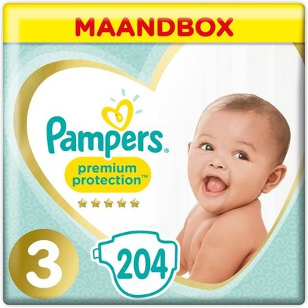 bo/îte mensuelle Pampers Baby-Dry Couche Taille 7 15 kg 72 pi/èces Mega Pack