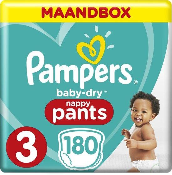 Pampers gratis box