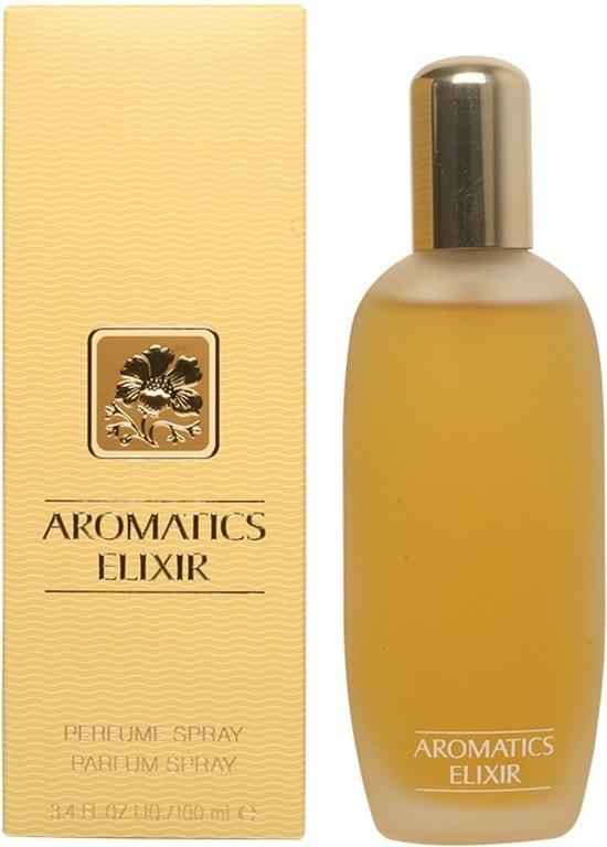 100 Parfum Eau Femme Ml Elixir De Clinique Aromatics CsrdQtxBoh