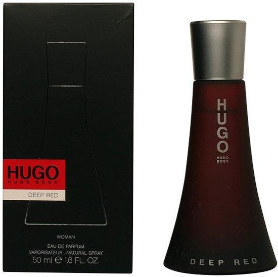boss deep red perfume