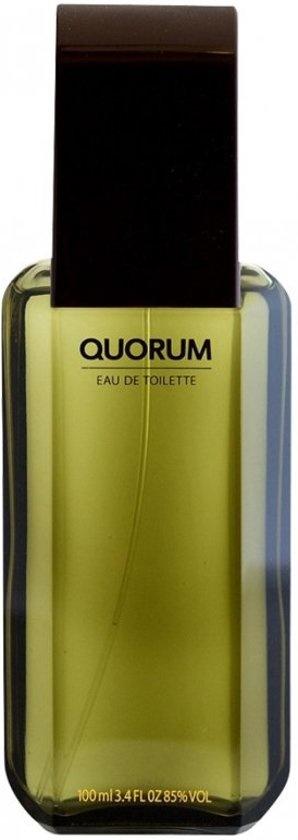 Pour Toilette 100 Eau Parfum Antonio Homme Ml Puig Quorum De CeBdxo