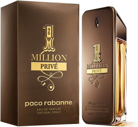 One Ml 100 Rabanne Million Private Eau Paco Pour Parfum De Homme WHI9ED2Y