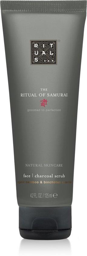 rituals face scrub