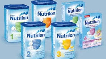 Nutrilon Pulver & Milch