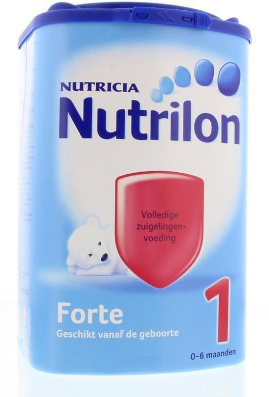 Forte 1 - Bottle feeding - 800 gram-DAMAGED PACKAGING
