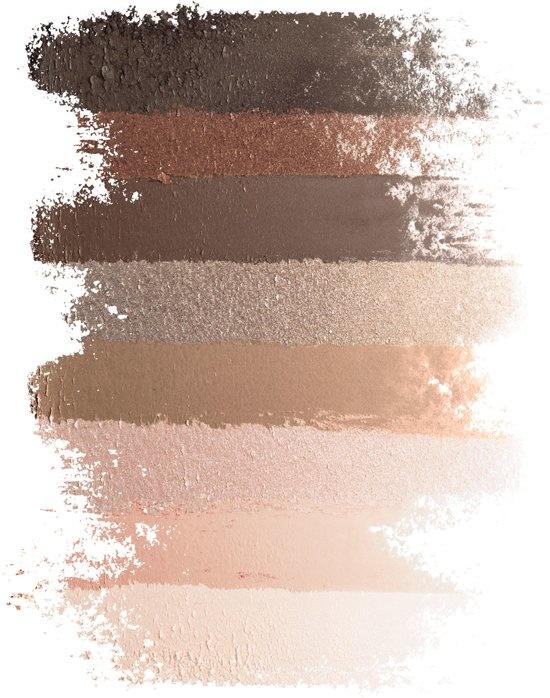 Palette d'ombres à paupières Masterpiece - 001 Cappucino Nudes