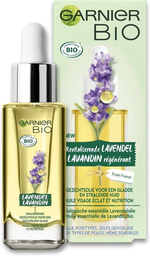 Bio Anti-Age-Gesichtsöl - 30 ml - Alle Hauttypen - Lavendel