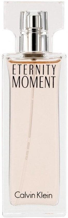 Eternity Moment 100 ml - Eau de parfum - Parfum pour femme - Il manque l'emballage -