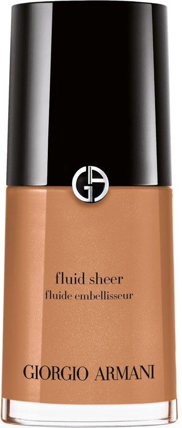 Cosmetics Fluid Sheer highlighter-blush