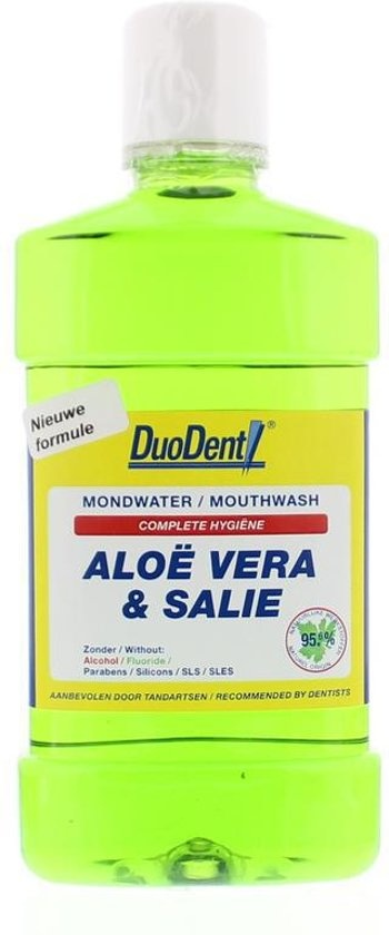 Aloë Vera/ Sali - 500 ml - Mondwater