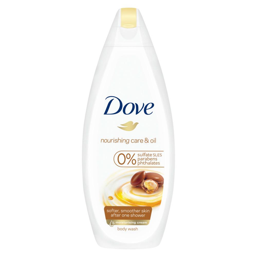 Douchecreme Care & Oil 250 ml