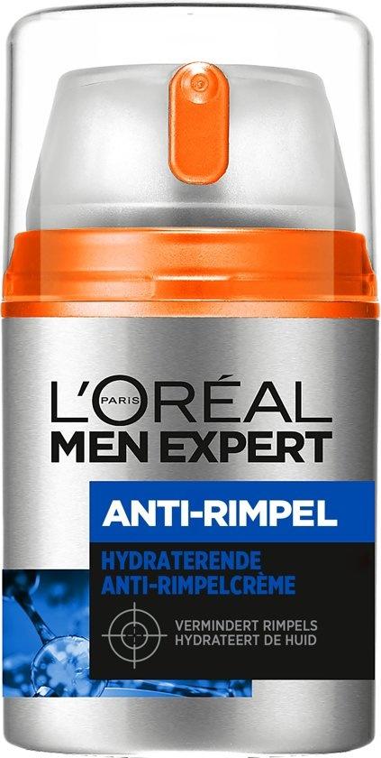 Men Expert Anti-Falten-Tagescreme - 50 ml - Stoppt Falten