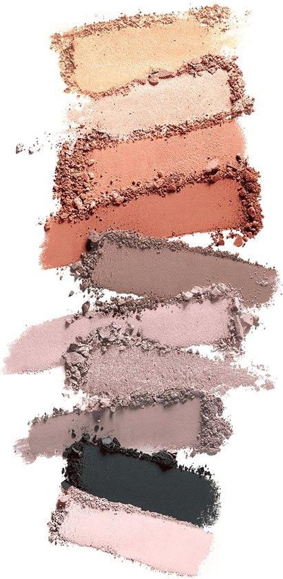 Palette d'ombres à paupières Temptation - 12 couleurs