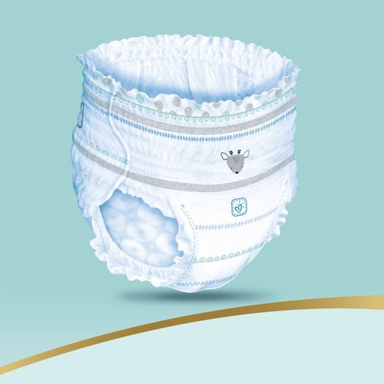 Premium Schutzhose - Größe 3 (6-11 kg) - 21 Stück - Windelhose
