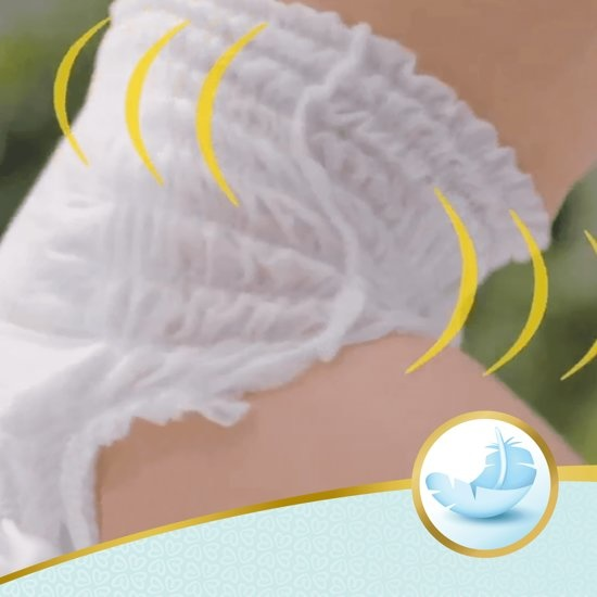 Pantalon Protection Premium - Taille 3 (6-11 kg) - 21 pièces - Pantalon