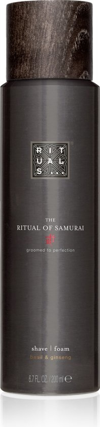 Samurai Mousse à Raser