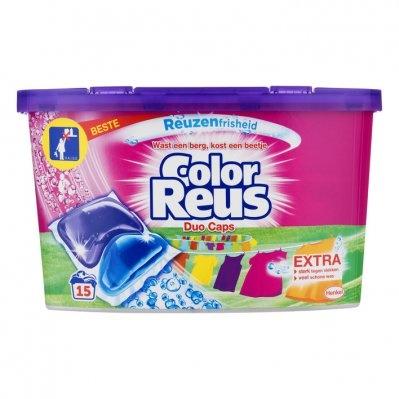 Casquettes Duo Reus Couleur, 15 capsules de lavage
