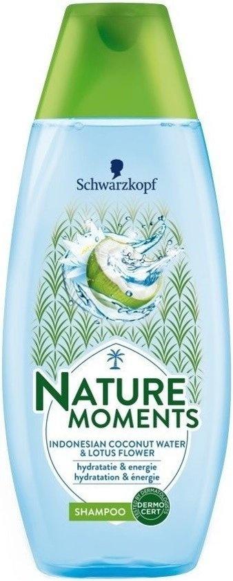 Shampoo Nature Moments Kokoswasser - 250 ml