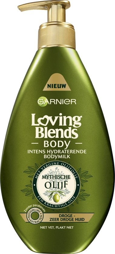 Loving Blends Body Mythical Olive - 250 ml Bodymilch