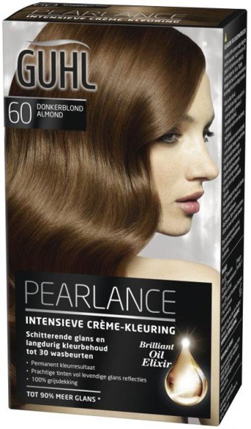 Cremefarbe Nr. 60 - Dunkelblond - Haarfärbemittel