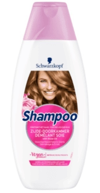 Shampoo Silk Door Chamber 400ML