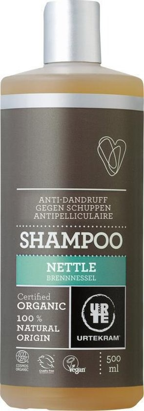 Anti-Roos Shampoo - 500ml - Brandnetel