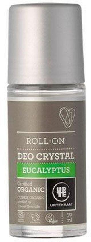 Deo-Kristallrolle auf Eukalyptus