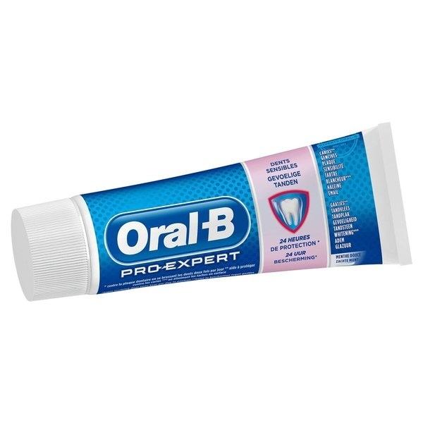 Zahnpasta Pro-Expert Sensitive Teeth & Whitening 75 ml
