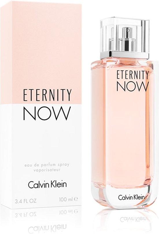 Eternity Now Vrouwen 100ml eau de parfum - Verpakking beschadigd -