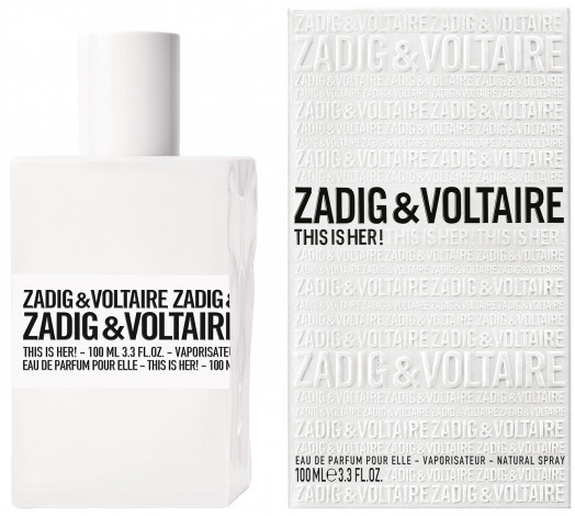 This Is Her 100 ml - Eau de Parfum - Women's perfume