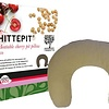 Heat pit Eco cherry pit cushion, U-model Brown - Packaging Damaged - - Copy