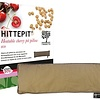 Heat pit Eco cherry pit cushion elongated brown - Packaging Damaged - - Copy