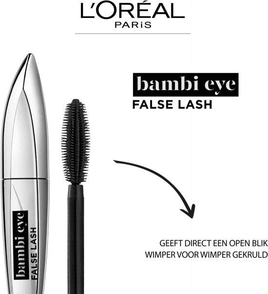Bambi Eye mascara - black -