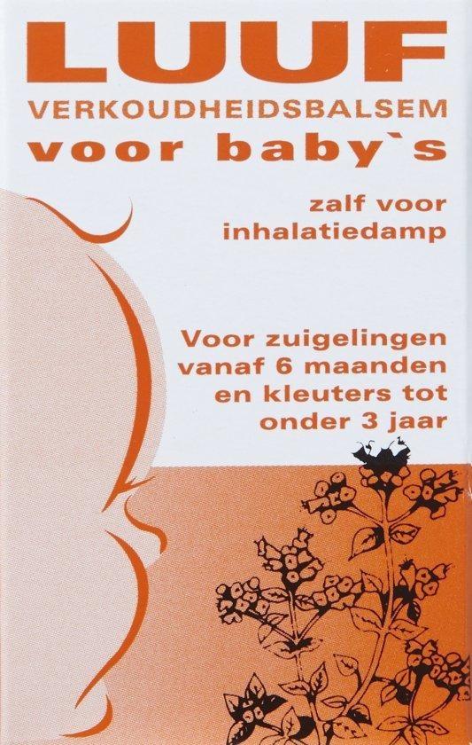 Luuf cold balm babies 30 gr