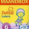 Zwitsal Luiers Extra large - Maat 6 - 132 stuks - Voordeelverpakking