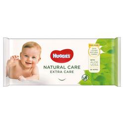 Natural care met Aloë Vera billendoekjes - extra care 56 stuks -