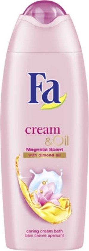 Crème de bain et huile de magnolia en soie - 500 ml