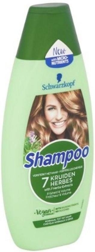 Shampooing 7 herbes - 400 ml
