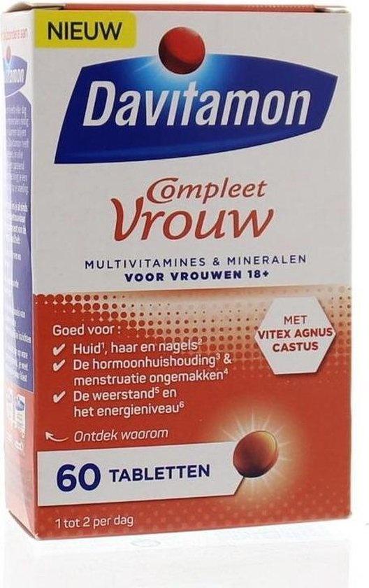 Komplette Frau Multivitamine - 60 Tabletten