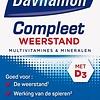 Komplette Resistenz mit Vitamin D3 Nahrungsergänzungsmittel - 400 Dragées