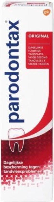 Zahnpasta Fluorid 75ml