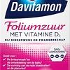 Folsäure Vitamin D Schwangerschaft Nahrungsergänzungsmittel - 84 Schmelztabletten